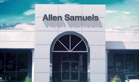 Allen Samuels of Jackson, Jackson, TN, 38305