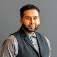 Uzayr Khan at INFINITI of Hoffman Estates
