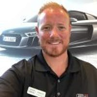 Parker Maddox at Audi Chattanooga