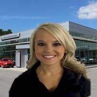 Lindsay Sharp at Audi Chattanooga