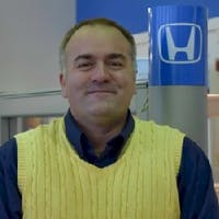 Chris Beck at J.L. Freed Honda