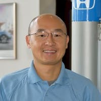 David Cha at J.L. Freed Honda