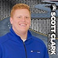 Robert  Headly at Scott Clark Honda