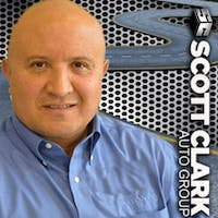 William Villamil at Scott Clark Honda