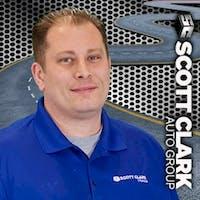 Chris Wagner at Scott Clark Honda - Service Center