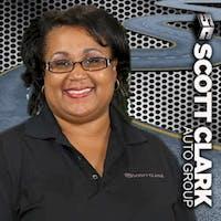Anita  Roberson at Scott Clark Honda - Service Center