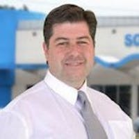 John Greene at Scott Clark Honda