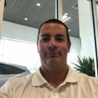 David White at Scott Clark Honda