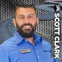 Victor Rizk at Scott Clark Honda