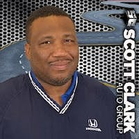Carlos Jordan at Scott Clark Honda