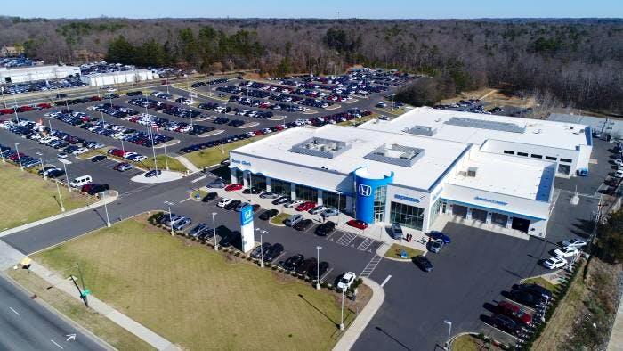 Scott Clark Honda, Charlotte, NC, 28227