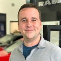 C.J. Woolston at Keffer Chrysler Jeep Dodge Ram
