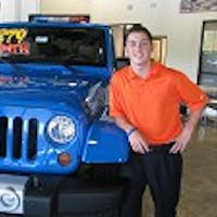Mike Maus at Keffer Chrysler Jeep Dodge Ram