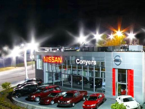 Conyers Nissan, Conyers, GA, 30094