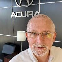 Myles Bauer at Muller's Woodfield Acura