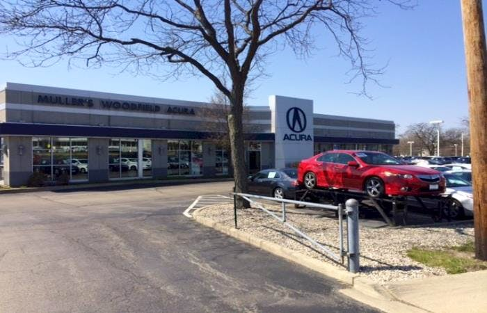 Muller's Woodfield Acura, Hoffman Estates, IL, 60169