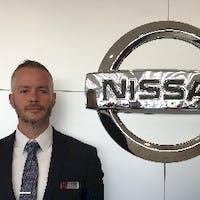 Mike Ferguson at Hubler Nissan