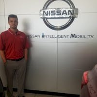 Tony Corsaro at Hubler Nissan