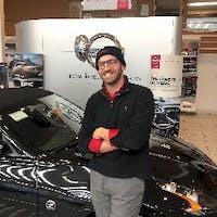 Jack  Hustava at Hubler Nissan