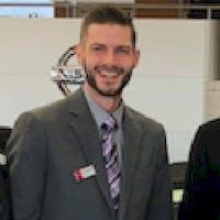 Andrew Matthews at Hubler Nissan