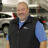 Guy Anderson at Ryan Auto Mall - Service Center
