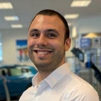 Sebastean Martinez at Ciocca Subaru