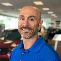 Mike Giambattista at Ciocca Subaru