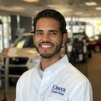 Gerry Diaz at Ciocca Subaru