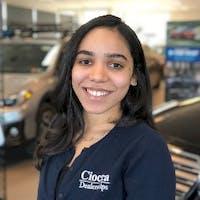 Marissa  Rodriguez at Ciocca Subaru