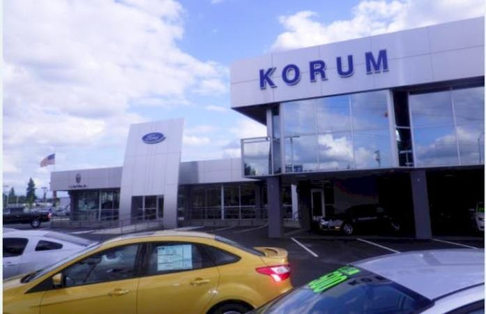 Korum Ford-Lincoln, Puyallup, WA, 98371