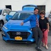 David Vargas at Koeppel Hyundai