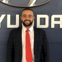 Ali Elhage at Hyundai of Long Island City