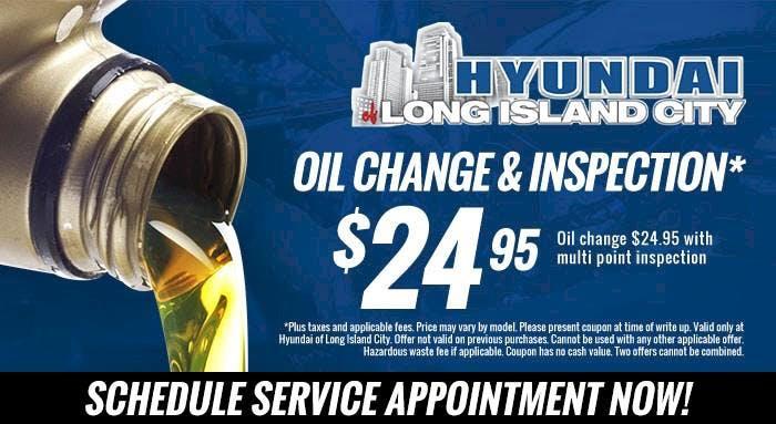 Hyundai of Long Island City - Service Center, Long Island City, NY, 11101