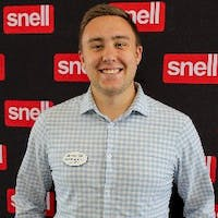 Christian Rank at Snell Motors