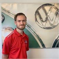 Miles Mischke at Tynan's Volkswagen