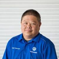 Tom Tran at Tynan's Volkswagen