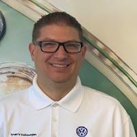 Chris Myers at Tynan's Volkswagen