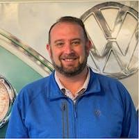 Garrett Nye at Tynan's Volkswagen - Service Center