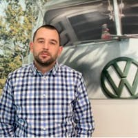 Josh Jeffres at Colonial Volkswagen of Medford