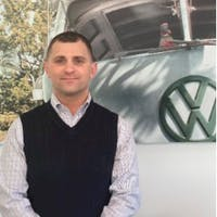 Jason Giacoppo at Colonial Volkswagen of Medford