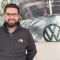 Deivid  Mauricio  at Colonial Volkswagen of Medford