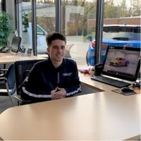 Alex Breault at Colonial West Chevrolet of Fitchburg