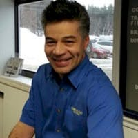 Edison DaCosta at Colonial West Chevrolet of Fitchburg