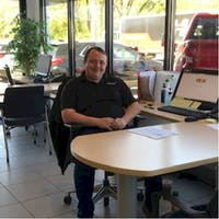 Vincent Locher at Colonial West Chevrolet of Fitchburg
