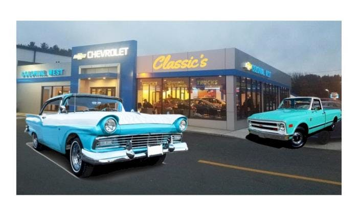Colonial West Chevrolet of Fitchburg, Fitchburg, MA, 01420