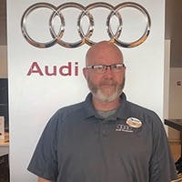 Kevin  Schofield at Audi Stratham - Service Center