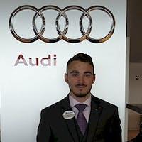 Nick Ciminera at Audi Stratham