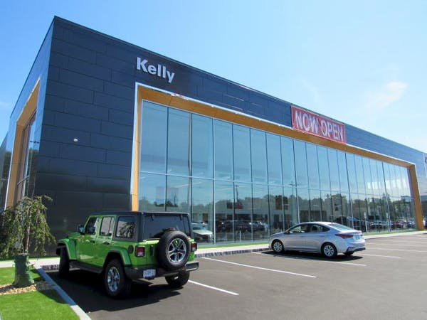 Kelly Jeep Chrysler, Lynnfield, MA, 01940