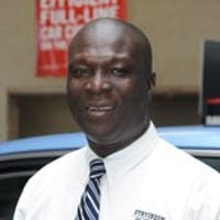 Alex Asiaw at Stevinson Toyota East