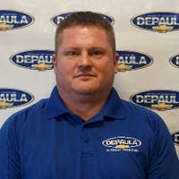 Jason Rocque at DePaula Chevrolet